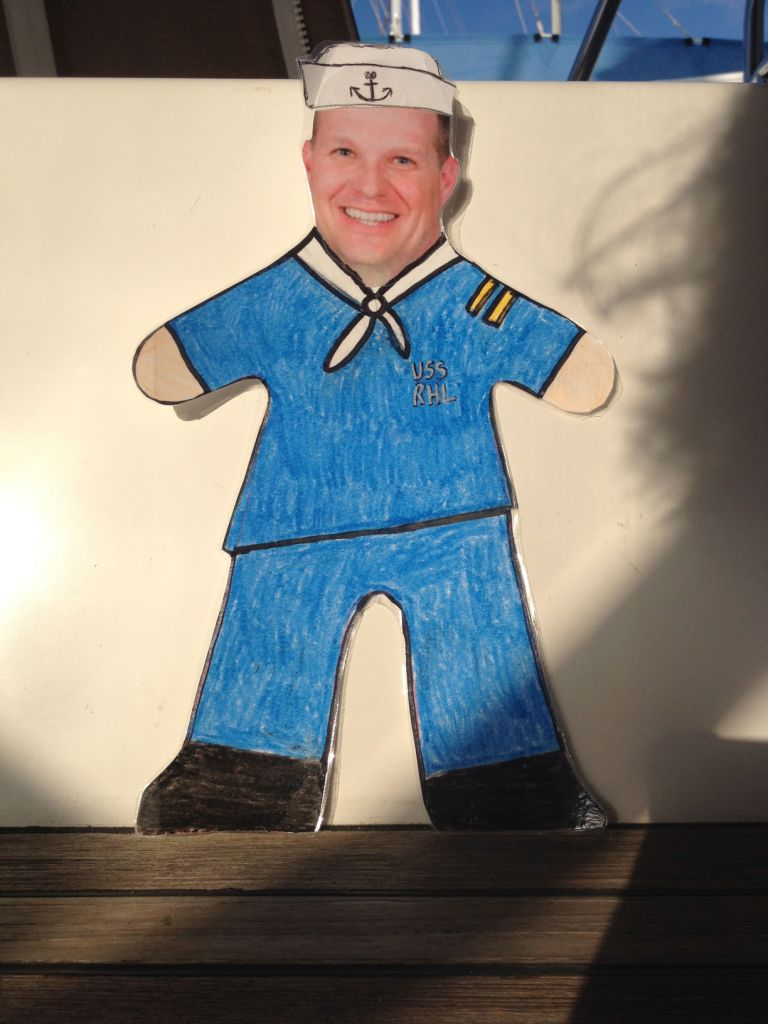 7. Flat Mr. Davis representing the Round Hill Elementary School principal.