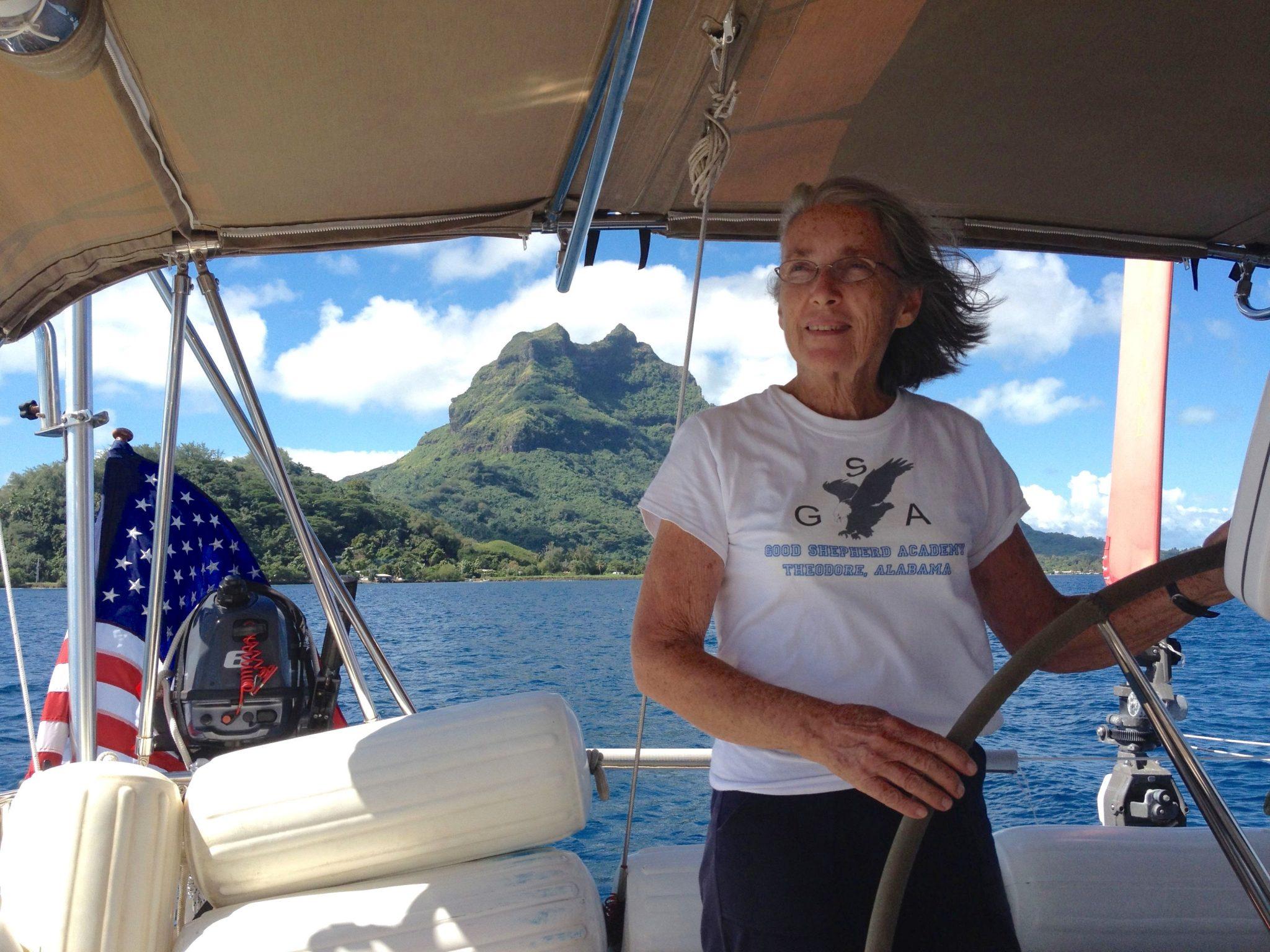 62. Bora Bora in the rear view mirror!  Tonga here we come!