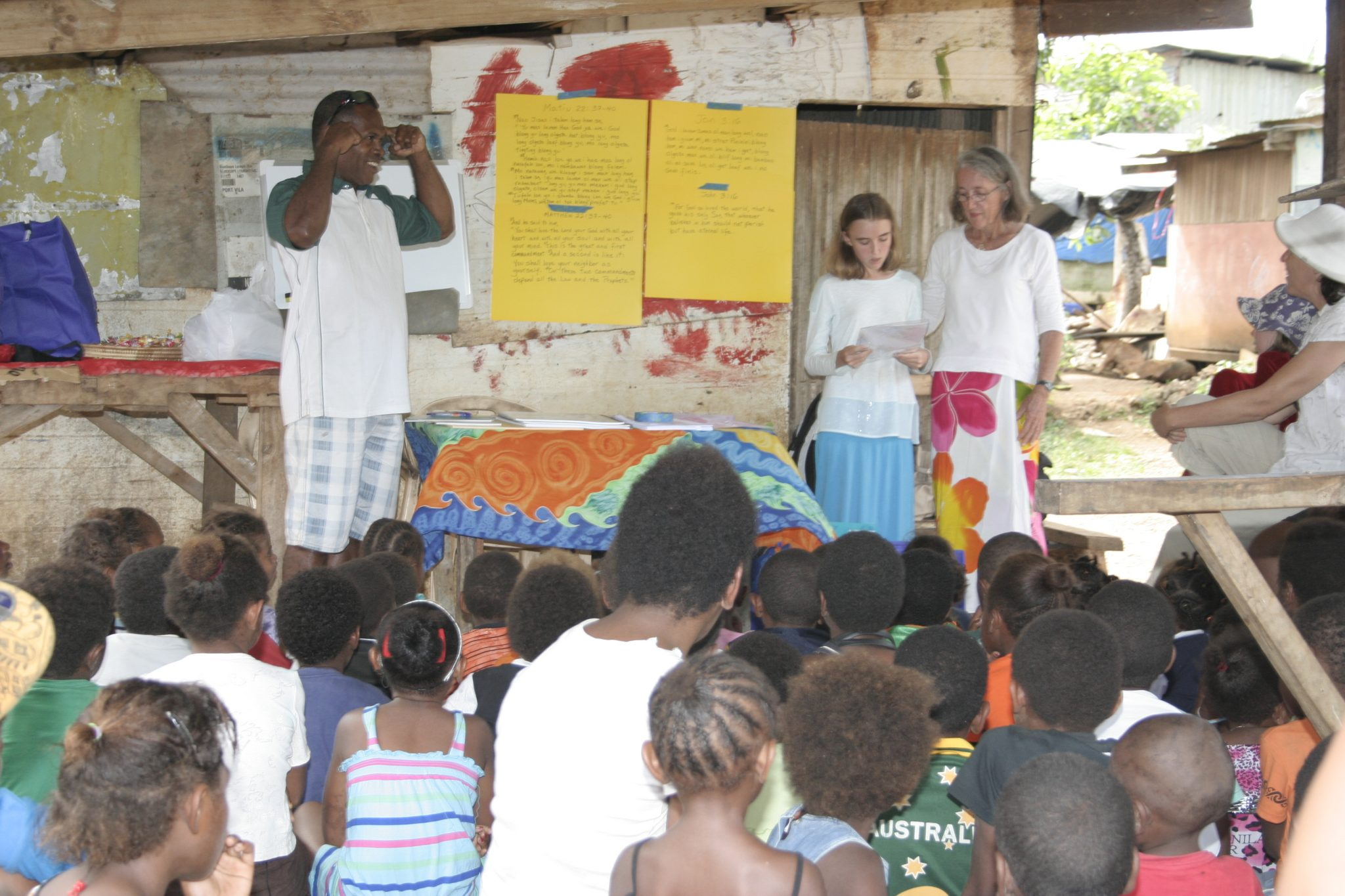 39-anne-and-faith-read-john-3-16-in-bislama-and-english-to-the-children-anne-read-matthiew-22-37-40-to-them-in-bislama-and-english-willy-sometimes-used-hand-symbols-to-help-communicate-in-bislama