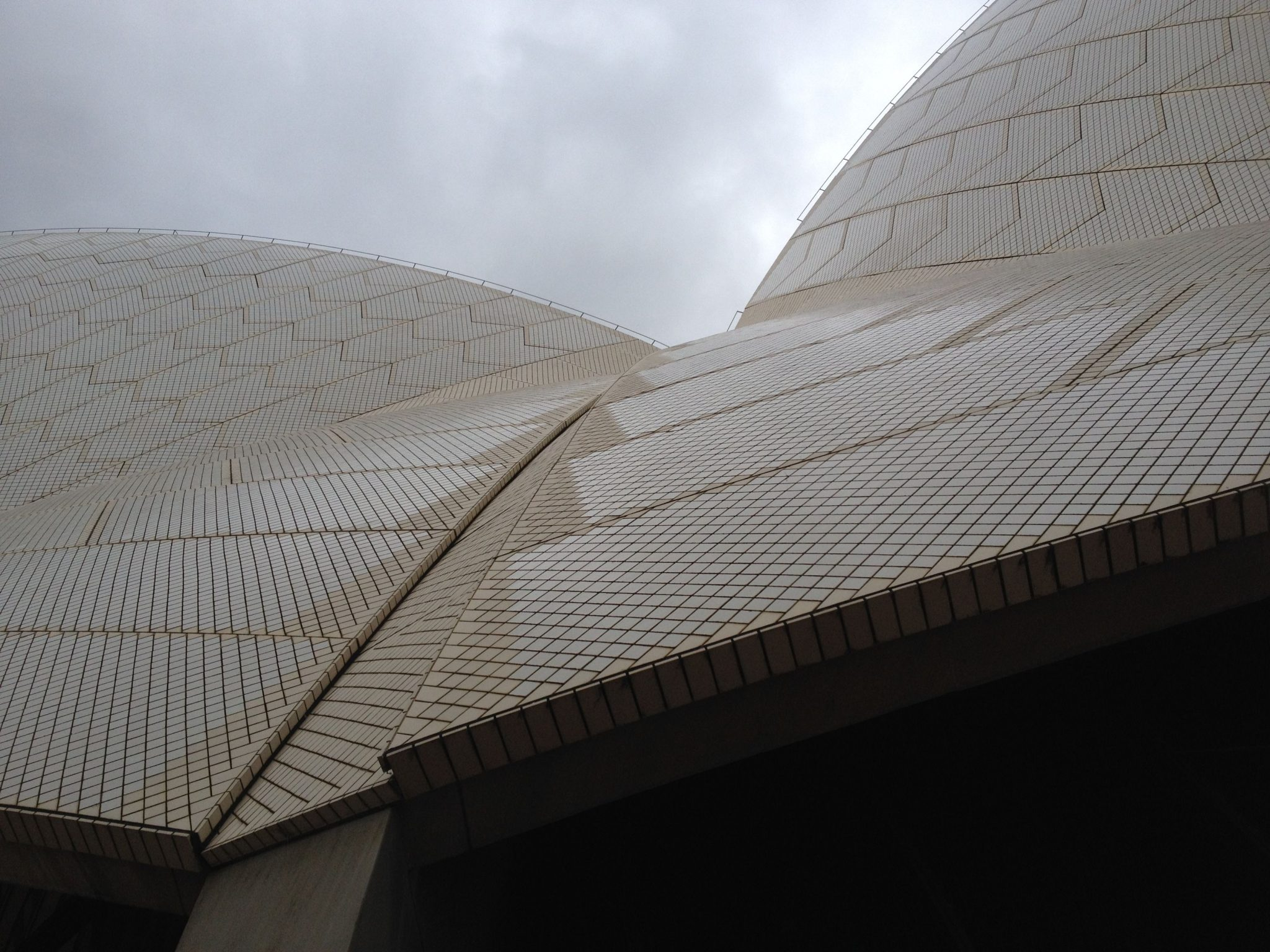 108. The roofs of the Sydney Opera House were made of tiles. Each one has a number and unique shape!