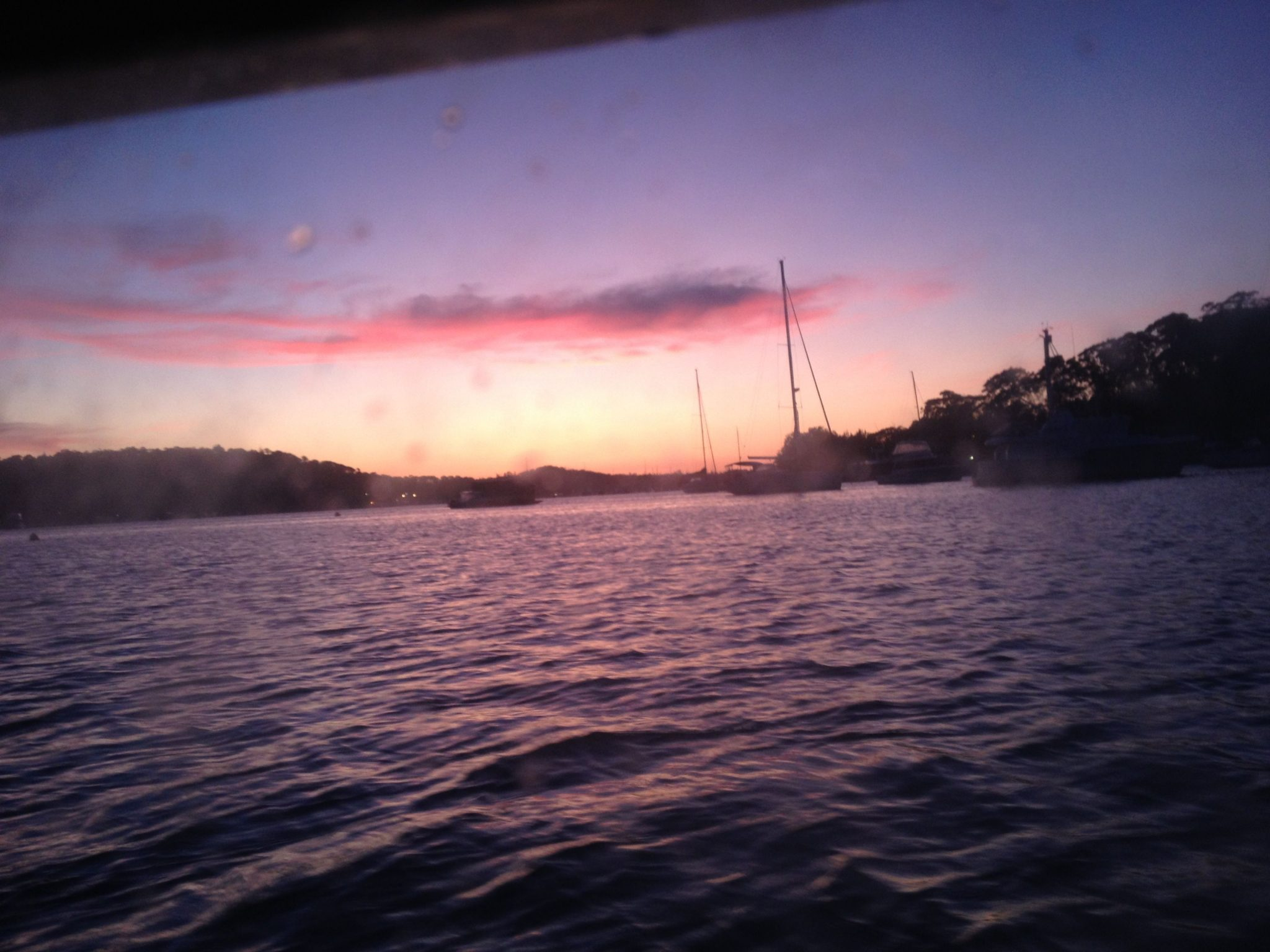 11. Pittwater sunset from Joyful.jpg