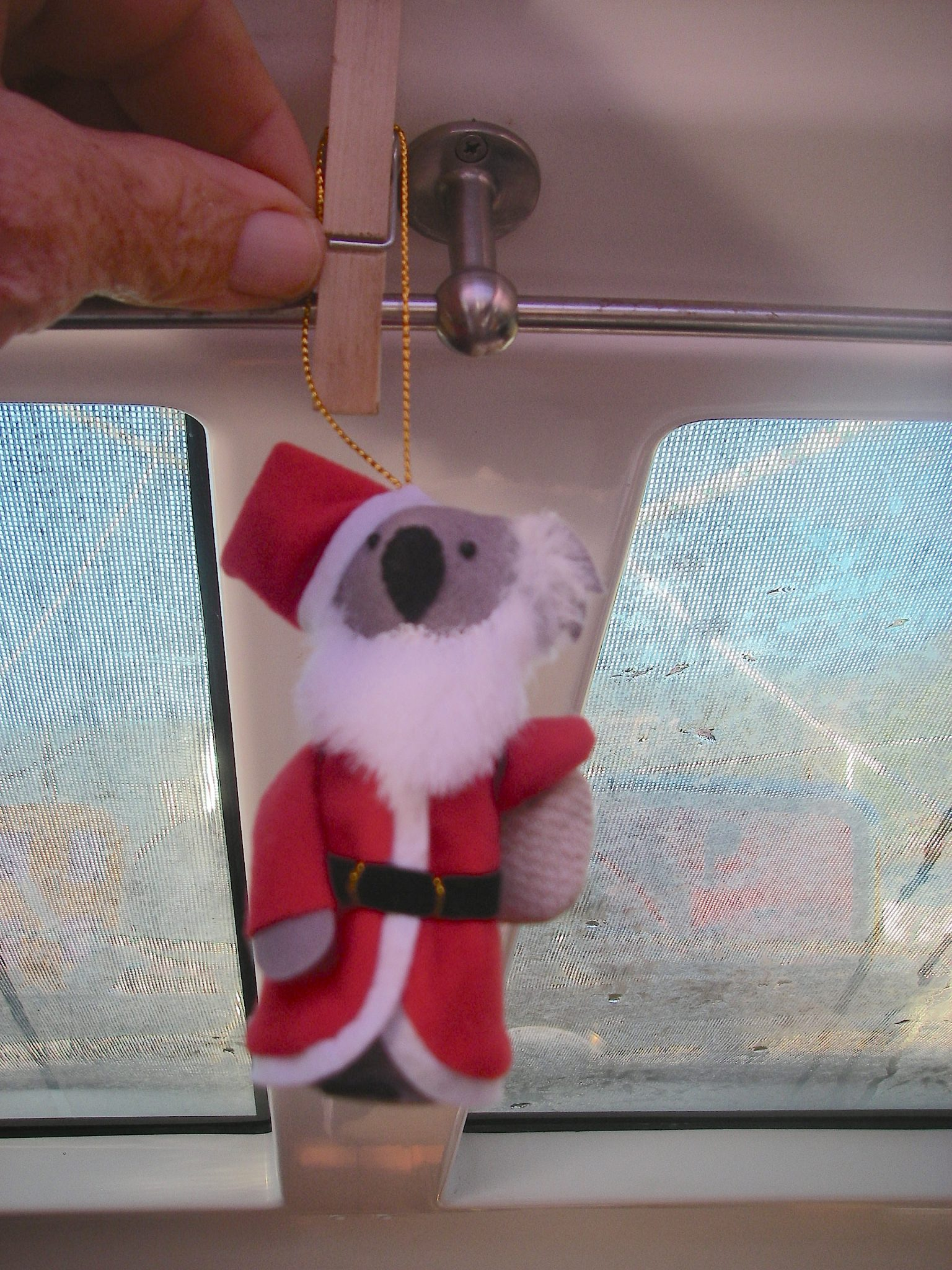51. Now Joyful has a koala St. Nick from Sydney!
